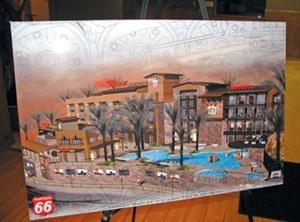 Topock 66 Spa & Resort