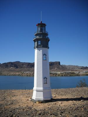 Two memorial lighthouses to be dedicated Sunday