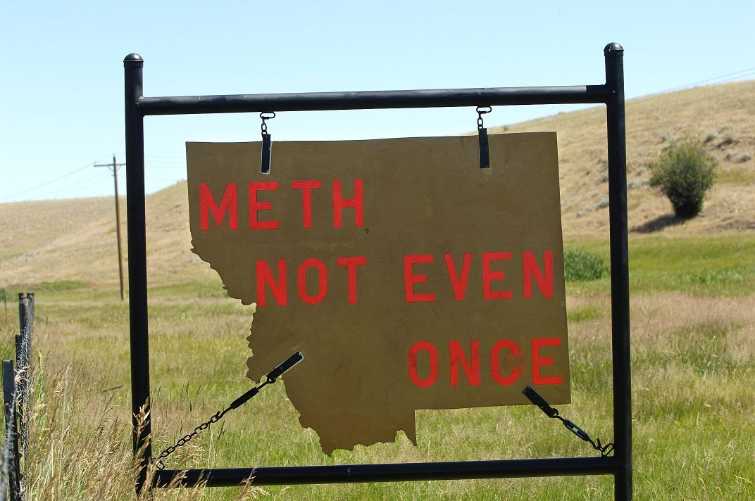 montana meth project Everything you've ever wanted to know about meth ask the meth project to get your questions answered with straight facts about meth and true stories.
