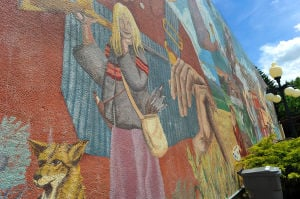 Helena in 75 Objects: 19. The Women's Mural