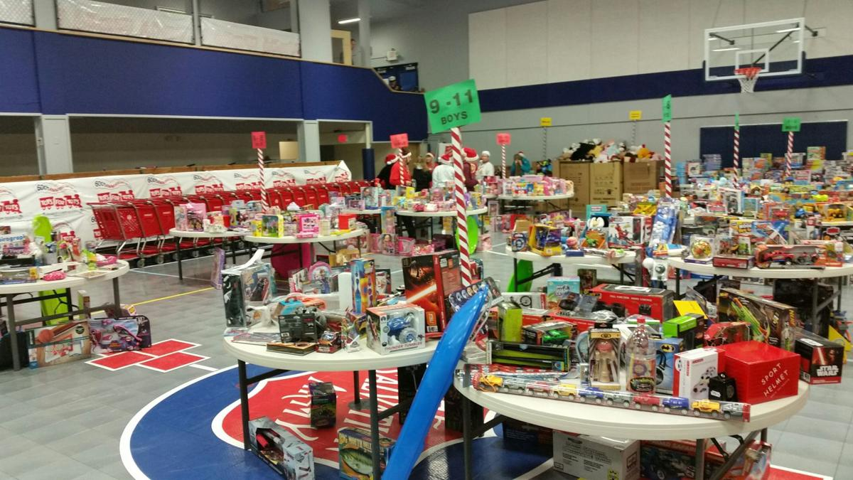Toys For Tots Merchandise : Help toys for tots make dreams come true helenair