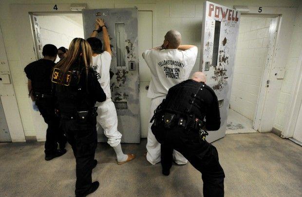 Criminal crush increasing number of inmates puts county