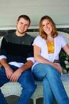 8-11-13 Tyhurst and Allen Engagement photo.JPG