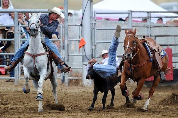 Locals Wrzesinski Cartwright Shine In East Helena Rodeo S