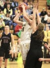 Capital girls rally in fourth for win