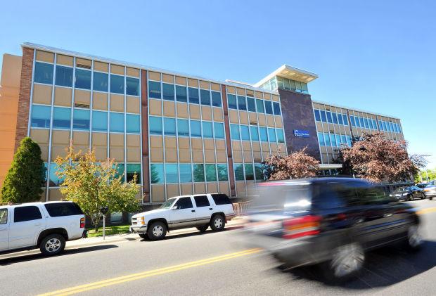 blue cross blue shield building bluecross blueshield office building architecture