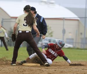 Crosstown softball washed out