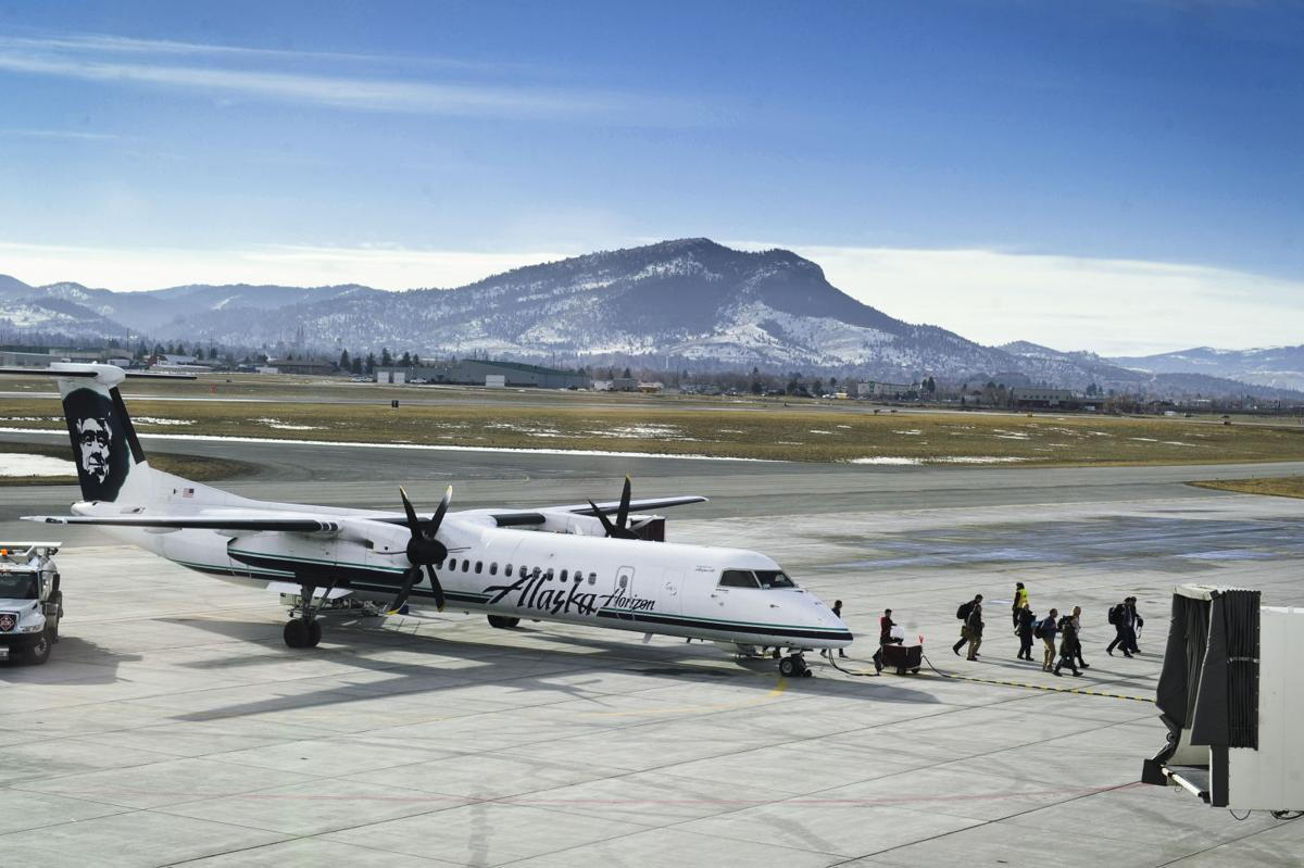 Airport officials want to expand service to Portland Oregon Helena Local N