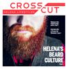 The Printed Cross Cut: Lumbersexual edition