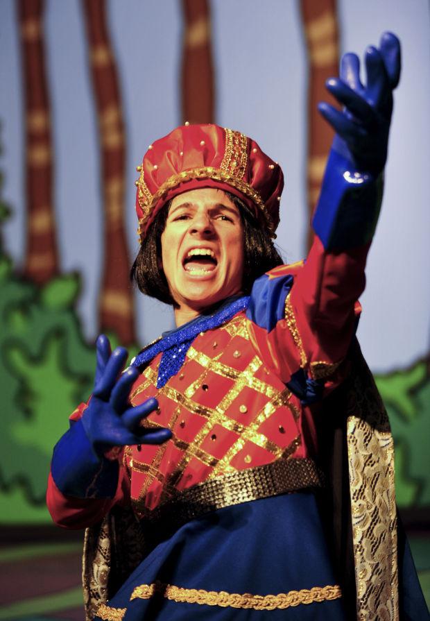 Lovable ogre Shrek leads fairytale misfits in Grandstreet