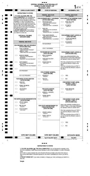 see sample ballots