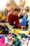Art and kids