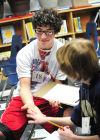 Max Morris, the Helena Middle School geography bee winne