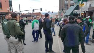 Butte police answer 135 calls, make 27 arrests during St. Pat's celebration