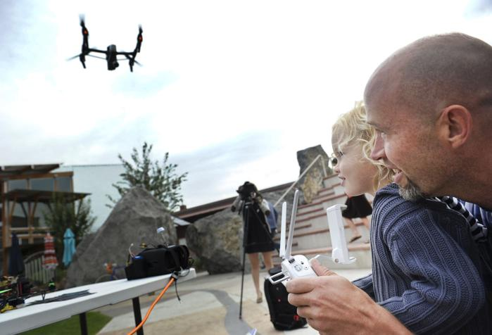 Hobby turned business: Commercial drone company going to work in Helena