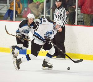 Hockey: Helena Bighorns vs Great Falls, Game 2