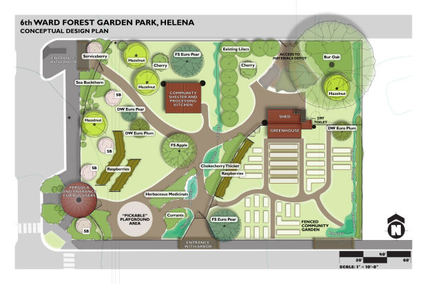 plans for community edible forest park gain momentum