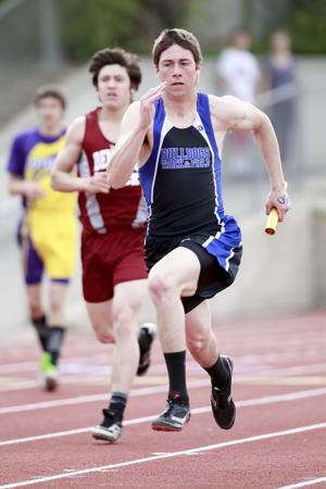 Townsend claims event victories at annual Top 8 Meet