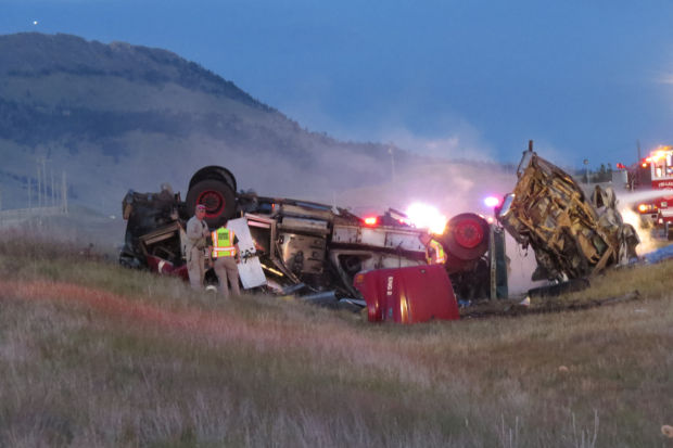 update  three forks fire chief  helena family of five confirmed dead in highway 12 crash