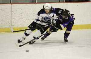 Hockey: Helena Bighorns vs Gillette Wild, Game 3