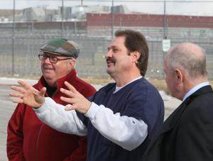 Photos: Barry Beach set free from prison
