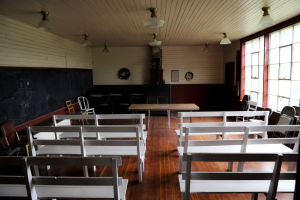 Unionville's 1-room schoolhouse gets $4,000 toward preservation
