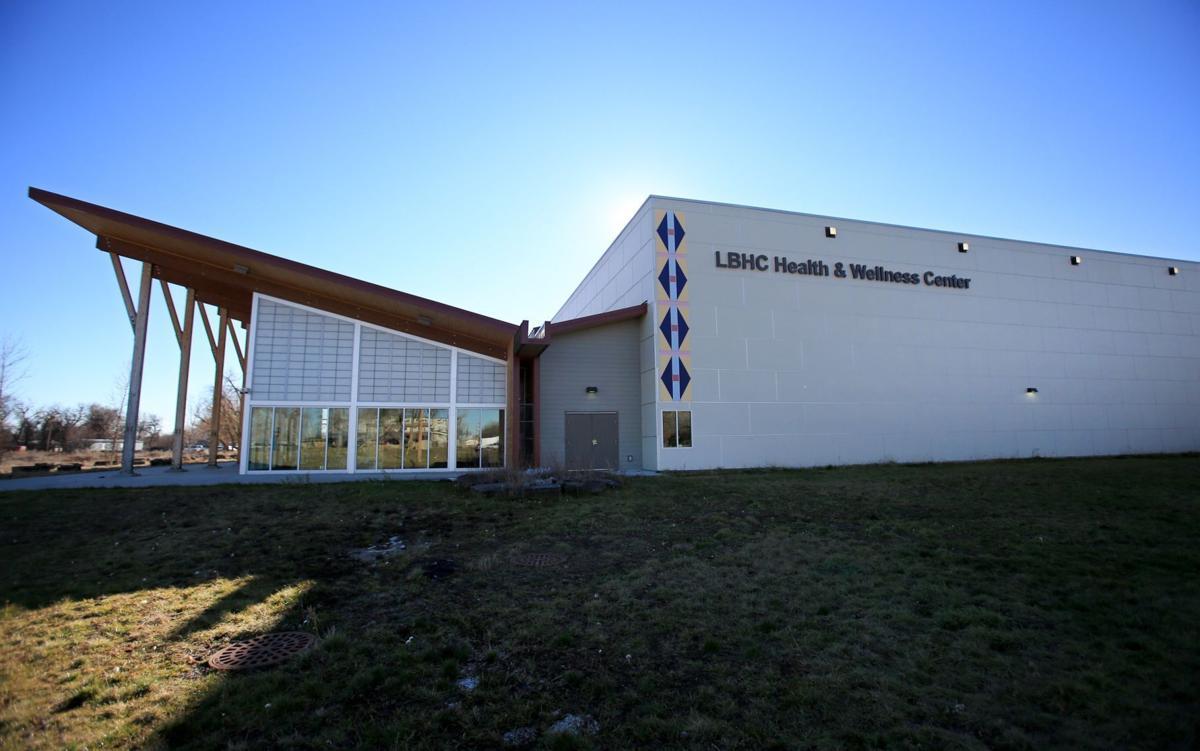 Little Big Horn College Health and Wellness Center