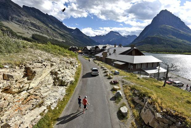Glacier Park maintenance backlog still growing