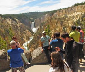 How can Yellowstone stay safe, accessible and pristine as more and more people visit?