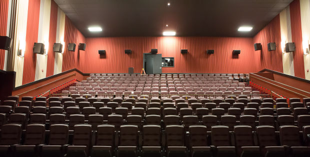 """It's a next generation theater concept,"""" said Cinemark ..."""