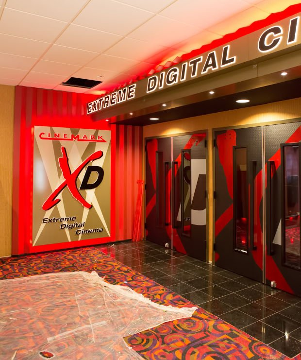 cinemark xd offers  u2018next generation u2019 movie experience