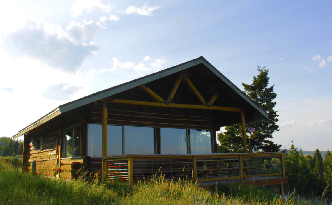 Book your vacation at the BLM's Axolotl Cabin | Helena ...