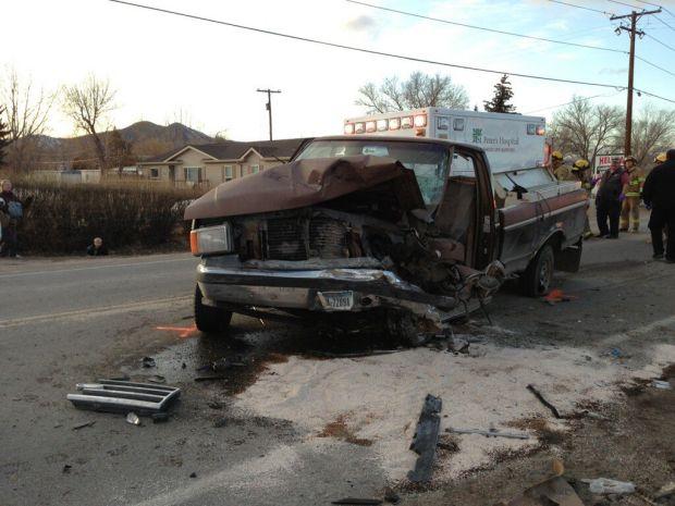 Car Accident Montana Avenue Today