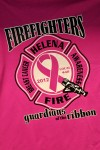 Pink shirts and fire awareness
