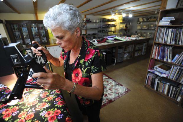 Ann Lauer Fabric Fabric Artist Ann Lauer «