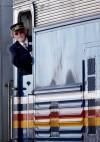 Montana Rail Link conductor Ken Keeler