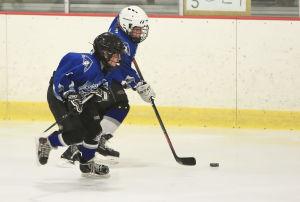 Hockey: Day 1 of MAHA State Pee Wee Tournament
