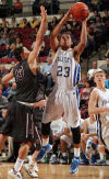 Bengals win first game at State since 2004 tourney