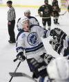 hockey; Bighorns vs Glacier
