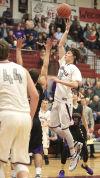 basketball; HHS vs Missoula Sentinel