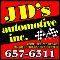 JD's AUTOMOTIVE INC.
