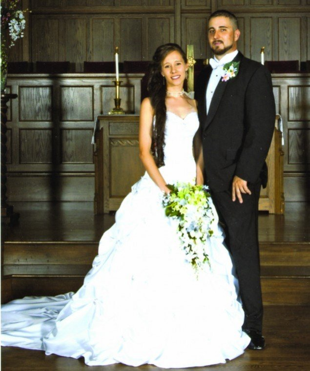 Mr. and Mrs. Michael Glenn Mckey