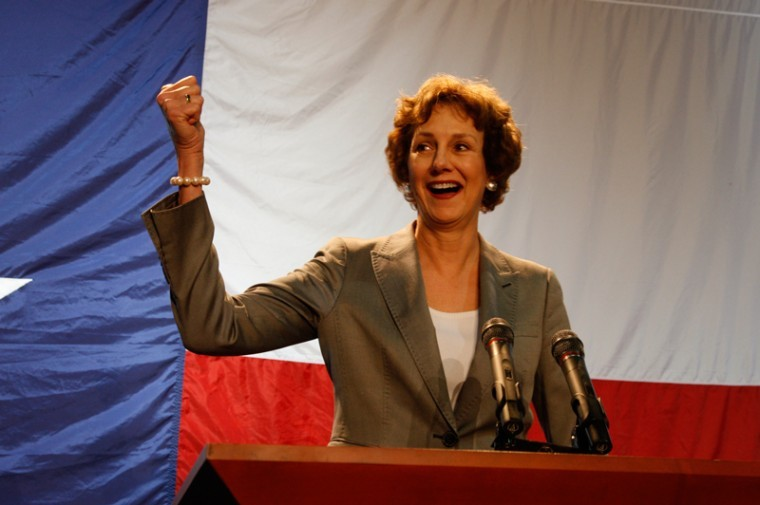 Texas Comptroller Susan Combs