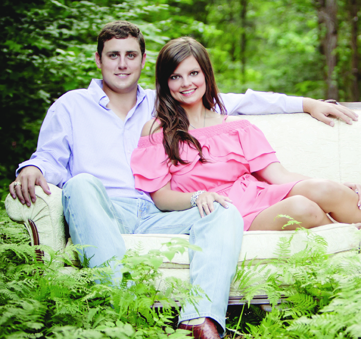 Megan Brianne Cook and Curtis Michael Clader