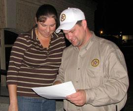 Pirtle cruises to 56 percent in sheriff's runoff election