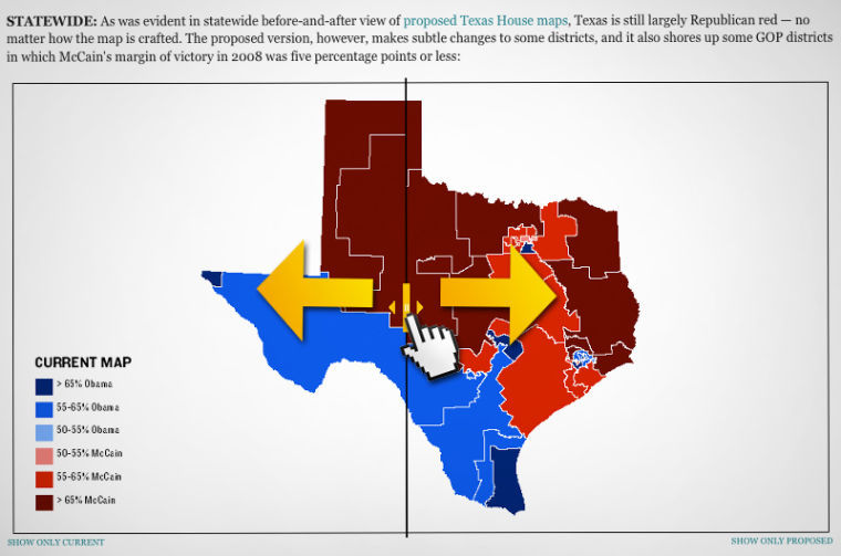 Fight continues over Texas redistriciting