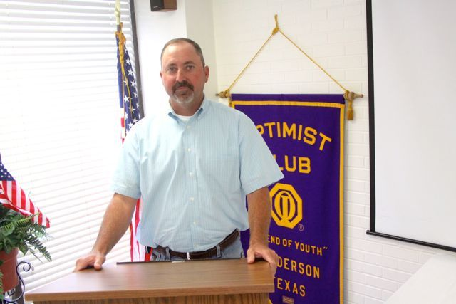 Swepco Official Shared Details Of Storm With Optimist Club Henderson Daily News News