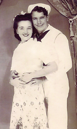 Douglas Banks and Tommie Louise Stone