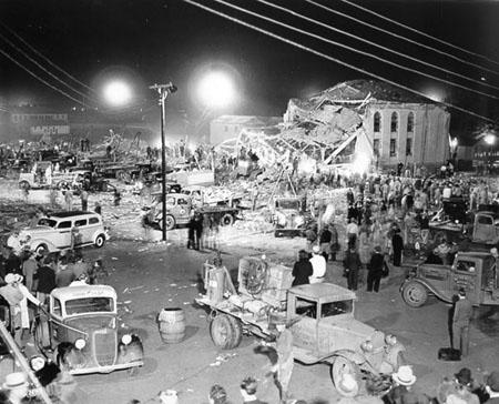 HISTORY WILL NEVER FORGET: Journalist recounts her family's experience in the London School explosion