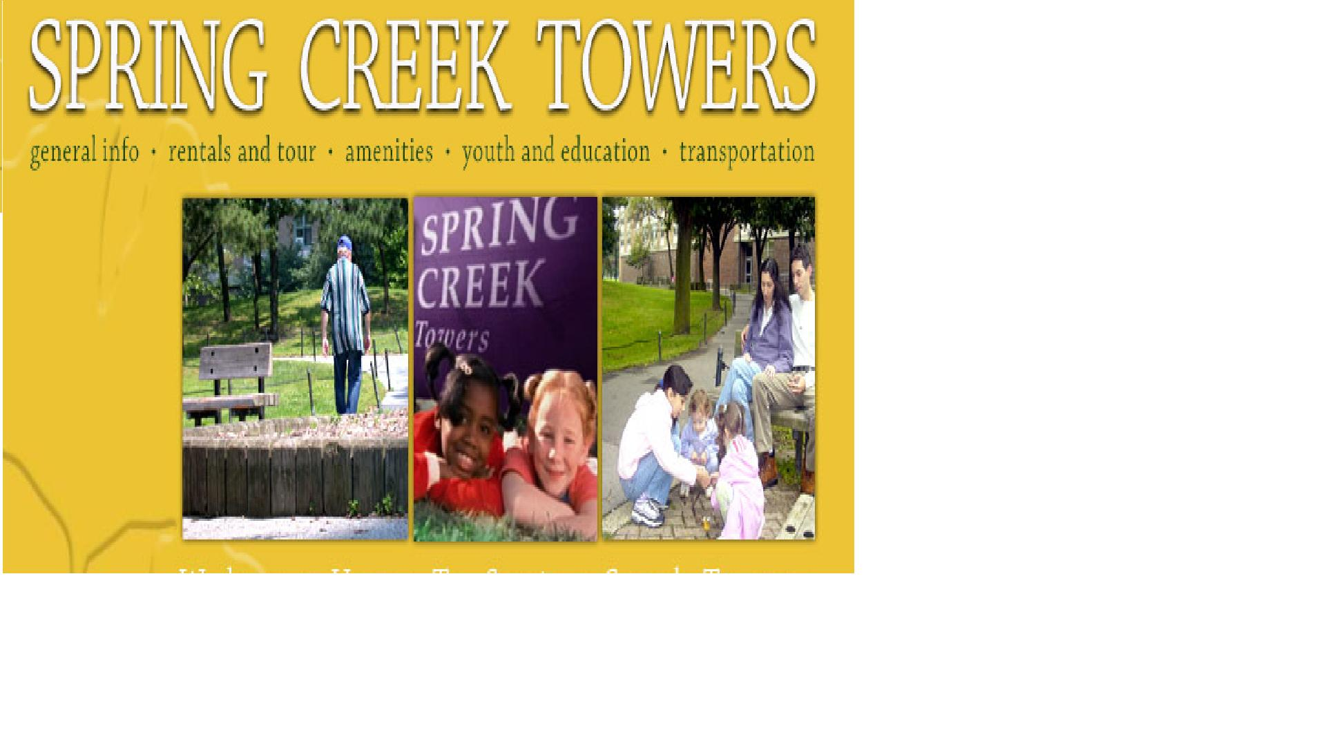 Spring Creek Towers Residential Apartments Decatur Il Herald